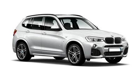 รถยนต์บีเอ็มดับเบิลยู BMW X3 Logo