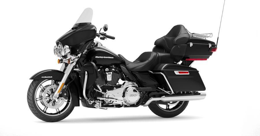 Harley-Davidson CVO ทุกรุ่นย่อย
