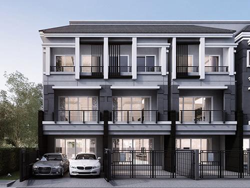 บ้านกลางเมือง รัชดา - วงศ์สว่าง (Baan Klang Muang Ratchada - Wongsawang) ราคา-สเปค-โปรโมชั่น
