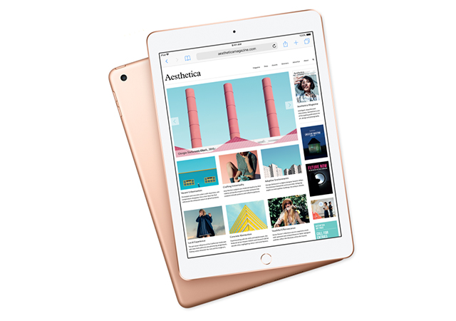 APPLE iPad 9.7 (2018) Wi-Fi 32GB ราคา-สเปค-โปรโมชั่น