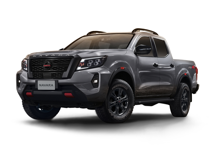 Nissan Navara PRO-2X 2WD 7AT ปี 2021 ราคา-สเปค-โปรโมชั่น