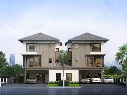 บ้านกลางเมือง สวนหลวง (Baan Klang Muang Suanluang) ราคา-สเปค-โปรโมชั่น
