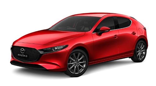 มาสด้า Mazda-3 2.0 S FASTBACK 2019-ปี 2019