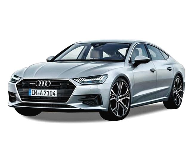 รถยนต์อาวดี้ Audi A7 Logo
