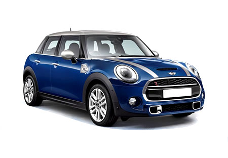 มินิ Mini-Hatch 5 Door Cooper S Seven Edition-ปี 2017