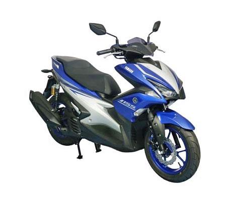 ยามาฮ่า Yamaha Aerox 155 R ปี 2017