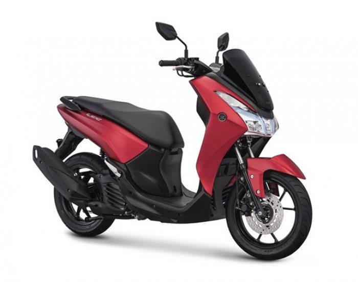 Yamaha LEXI Standard 125 ปี 2018 ราคา-สเปค-โปรโมชั่น