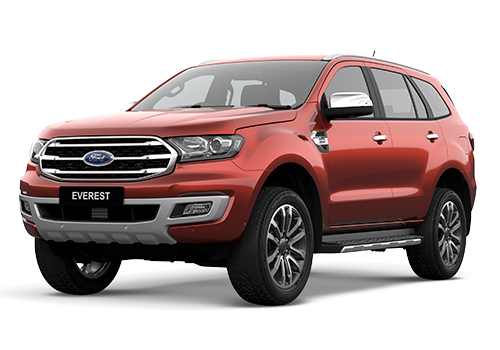ฟอร์ด Ford-Everest 2.0L Bi-Turbo Titanium+ 4X4 AT-ปี 2018