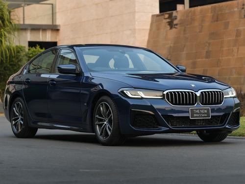 BMW Series 5 520d M Sport MY2021 ปี 2021 ราคา-สเปค-โปรโมชั่น