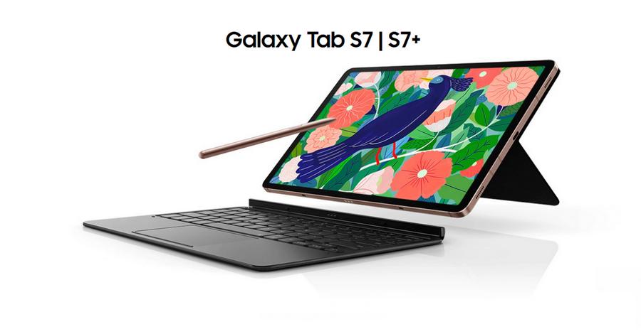 SAMSUNG Galaxy Tab S7+ ราคา-สเปค-โปรโมชั่น
