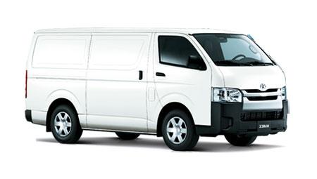 โตโยต้า Toyota Hiace Eco Blind ปี 2014