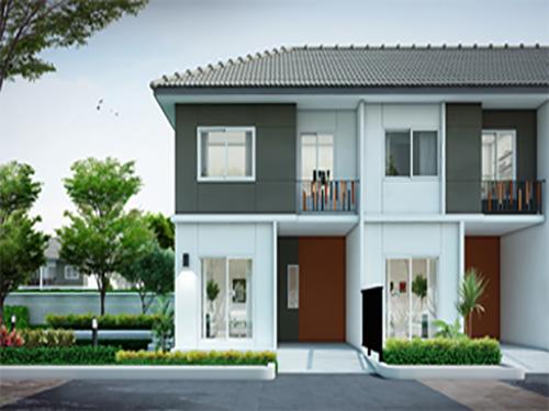 บ้านพฤกษา ติวานนท์ - รังสิต ( Baan Pruksa Tiwanon - Rangsit) ราคา-สเปค-โปรโมชั่น
