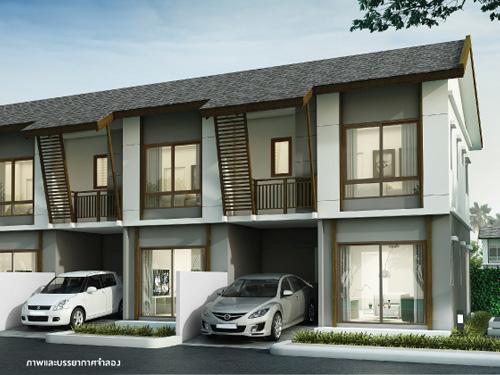 บ้านพฤกษา ไพร์ม รังสิต - คลอง 3 (Bann Pruksa Prime Rangsit - Klong 3) ราคา-สเปค-โปรโมชั่น