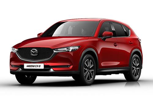 รถยนต์มาสด้า Mazda CX-5 Logo