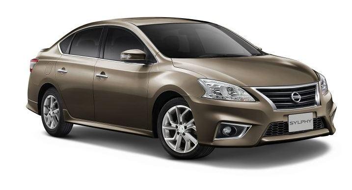นิสสัน Nissan-Sylphy 1.6 V CVT E85-ปี 2016