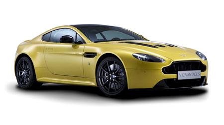 รถยนต์แอสตัน มาร์ติน Aston Martin V12 Vantage S Logo