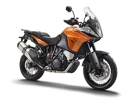 เคทีเอ็ม KTM-1190 Adventure (Standard)-ปี 2013
