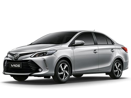 รถยนต์โตโยต้า Toyota Vios Logo