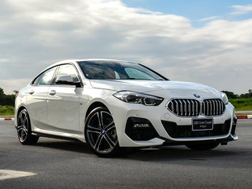 รถยนต์บีเอ็มดับเบิลยู BMW Series 2 Logo
