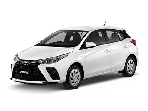Toyota Yaris Entry 2021 ปี 2021 ราคา-สเปค-โปรโมชั่น