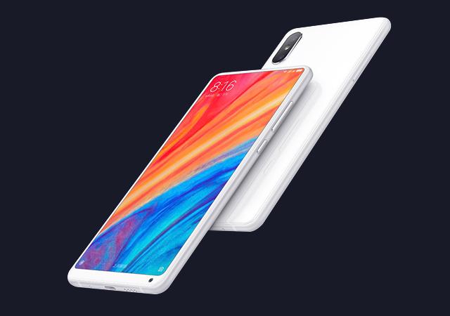 Xiaomi Mi Mix 2s 128GB ราคา-สเปค-โปรโมชั่น