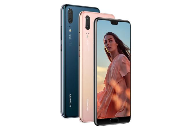 Huawei P 20 ราคา-สเปค-โปรโมชั่น