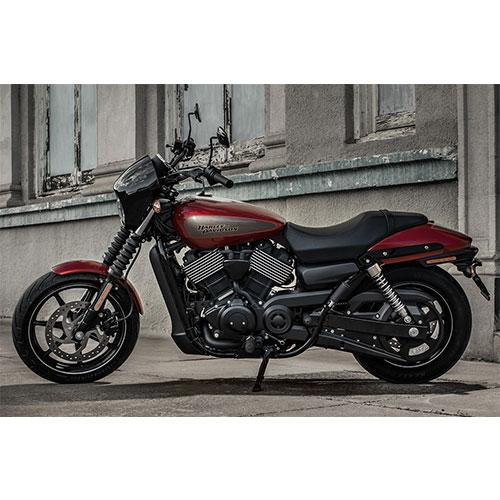 ฮาร์ลีย์-เดวิดสัน Harley-Davidson-Street 750 Rod-ปี 2018