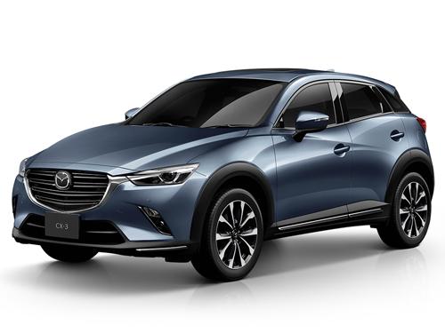 Mazda CX-3 ทุกรุ่นย่อย