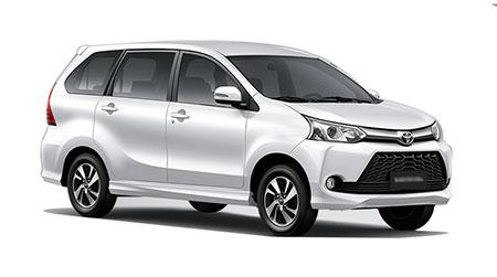 โตโยต้า Toyota-Avanza 1.5 S AT-ปี 2015