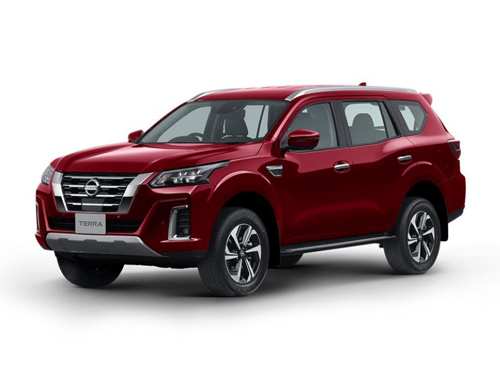 Nissan Terra 2.3 E 7AT MY2022 ปี 2021 ราคา-สเปค-โปรโมชั่น