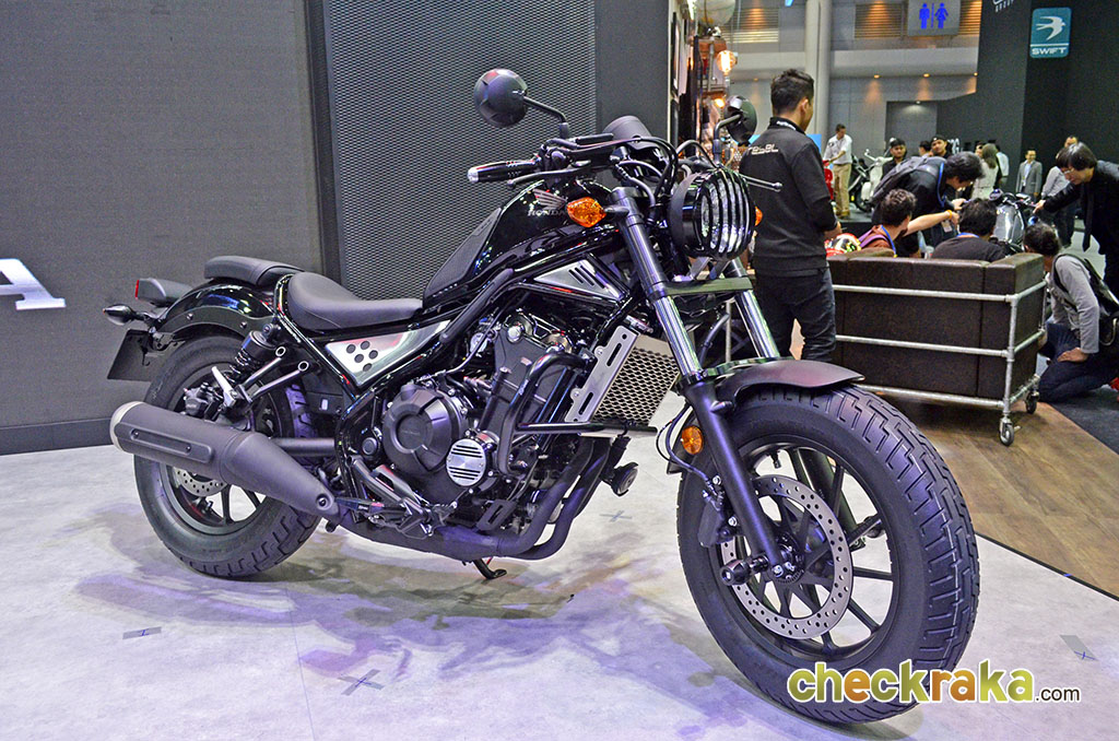 ฮอนด้า Honda-Rebel Uncommon Edition-ปี 2016