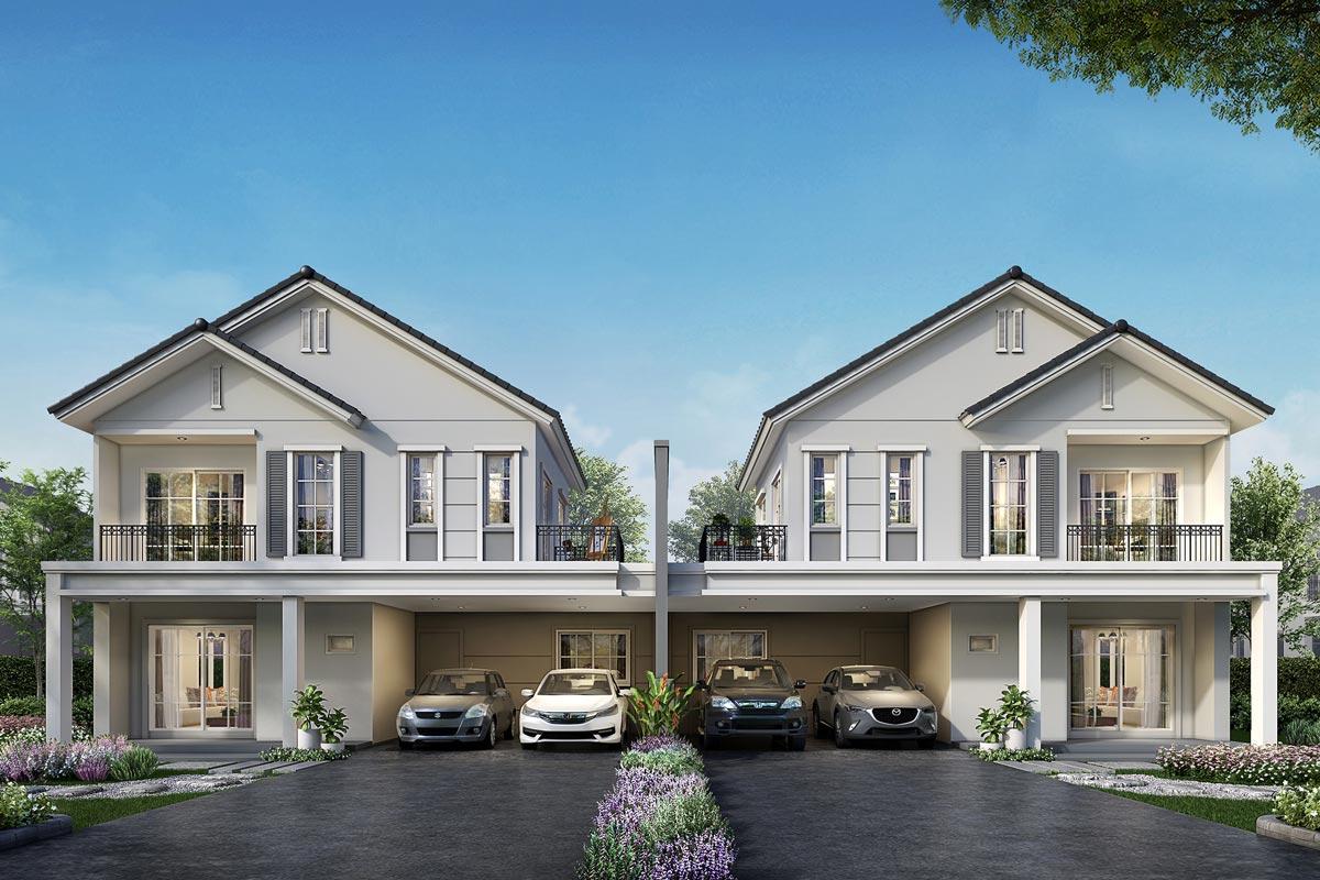 บ้านแสนสิริ Sansiri อณาสิริ Logo