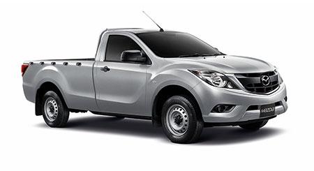 มาสด้า Mazda-BT-50 PRO StandardCab 2.2 S-ปี 2015