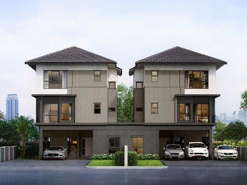 บ้านกลางเมือง ดิ อิดิชั่น พระราม 9 - อ่อนนุช (Baan Klang Muang The Edition Rama 9 - Onnut) ราคา-สเปค-โปรโมชั่น