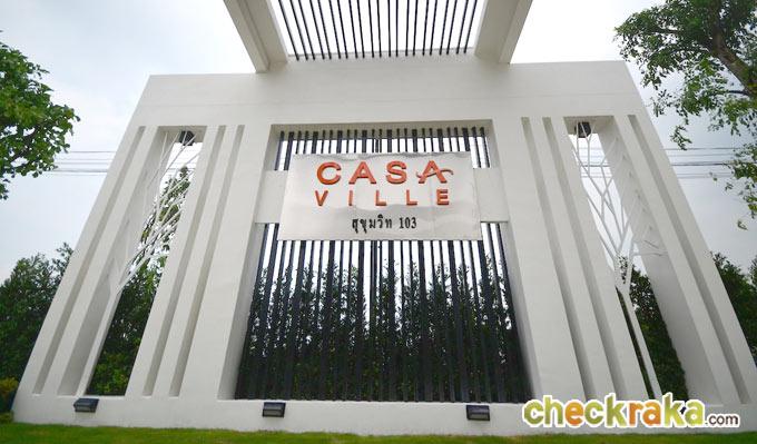 คาซ่า วิลล์ สุขุมวิท 103 (Casa Ville) ราคา-สเปค-โปรโมชั่น