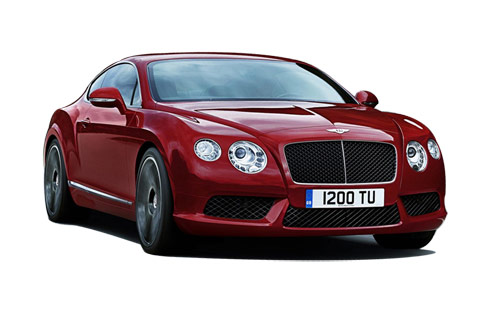 เบนท์ลี่ย์ Bentley-Continental GT V8-ปี 2012