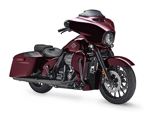 ฮาร์ลีย์-เดวิดสัน Harley-Davidson-CVO Street Glide MY2019-ปี 2019