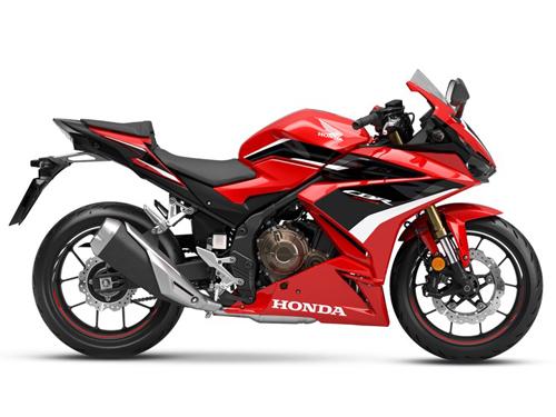Honda CBR 500R MY22 ปี 2021 ราคา-สเปค-โปรโมชั่น