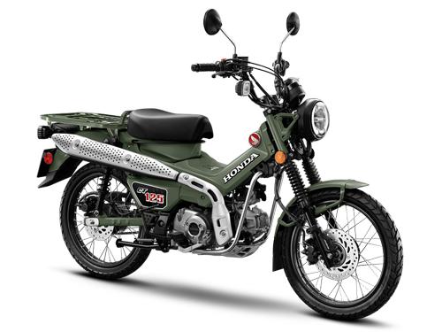 Honda CT125 ทุกรุ่นย่อย