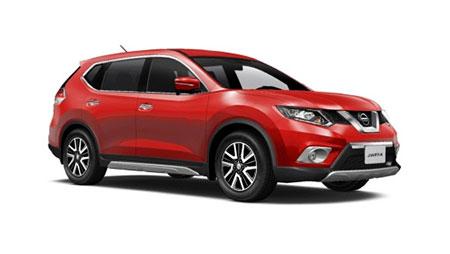 นิสสัน Nissan-X-Trail 2.0 V 4WD-ปี 2014