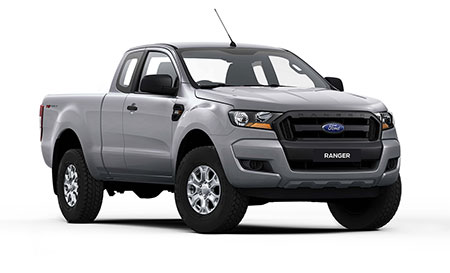 Ford Ranger Open Cab 2.2L XL+ Turbo 4x2 Hi-Rider ปี 2017