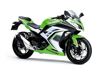 คาวาซากิ Kawasaki-Ninja 300 ABS KRT Edition-ปี 2016