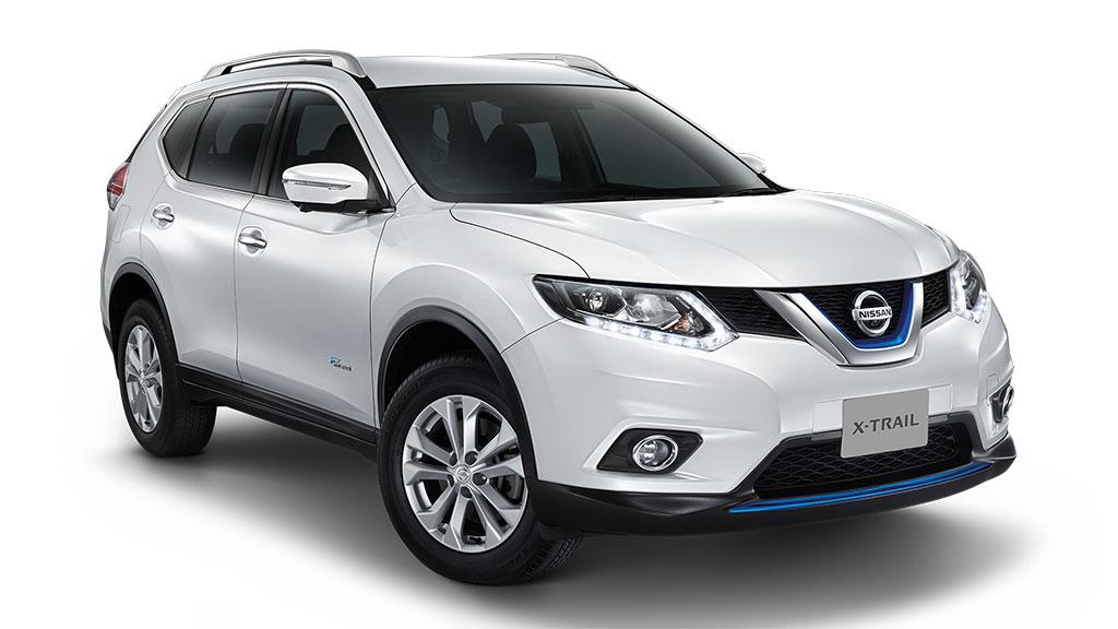 นิสสัน Nissan-X-Trail 2.0 E Hybrid-ปี 2015