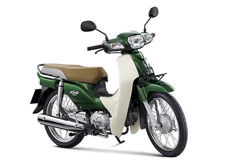 ฮอนด้า Honda-Super Cub 2014-ปี 2014