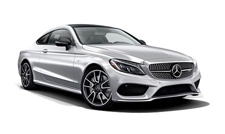 เมอร์เซเดส-เบนซ์ Mercedes-benz-AMG C 43 4MATIC Coupe CKD-ปี 2018