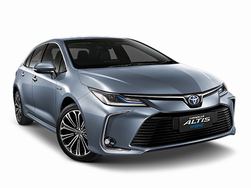 Toyota Altis (Corolla) 1.8 HV Premium ปี 2021 ราคา-สเปค-โปรโมชั่น