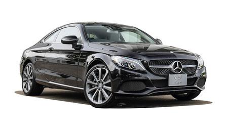 เมอร์เซเดส-เบนซ์ Mercedes-benz-C-Class C 250 Coupe Sport-ปี 2016