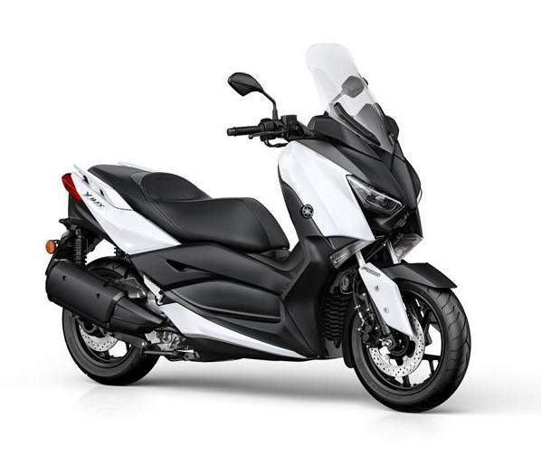 ยามาฮ่า Yamaha-XMAX 300-ปี 2017