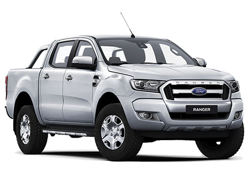 ฟอร์ด Ford-Ranger Double Cab 2.0L Turbo Limited Hi-Rider 10 AT MY18-ปี 2018