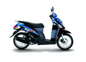 Suzuki Let's UF110NB-N ปี 2016 ราคา-สเปค-โปรโมชั่น